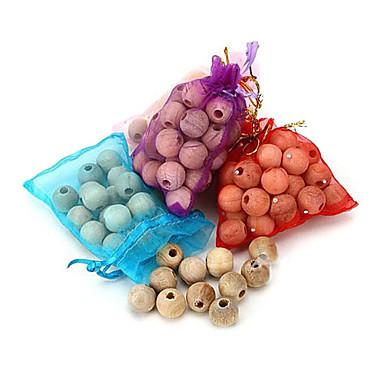 Wood Perfume Balls