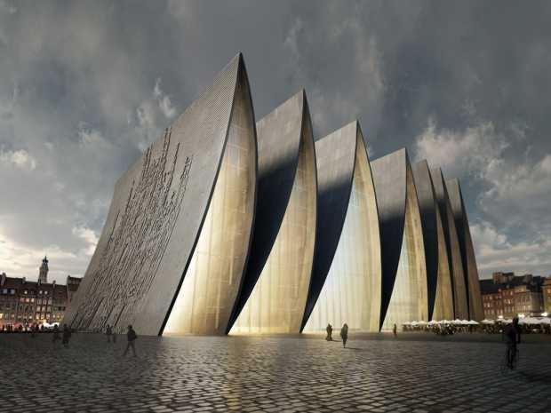Modern Architecture Nice France