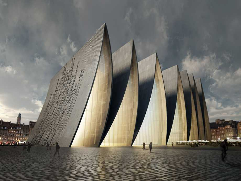 Catedral Modern Architecture