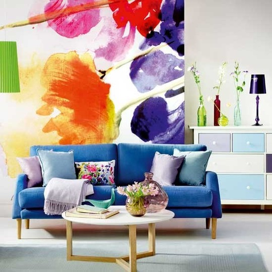 Home Décor - Colour Tips