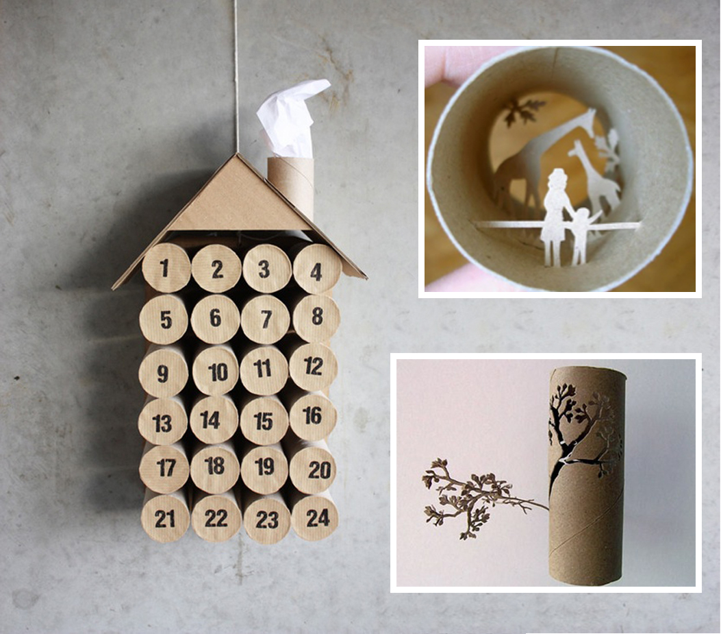 Creative Craft Ideas For Kids Part - 21: Crafts DIY For Kids Toilet Paper Roll