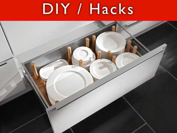 Easy kitchen Hacks