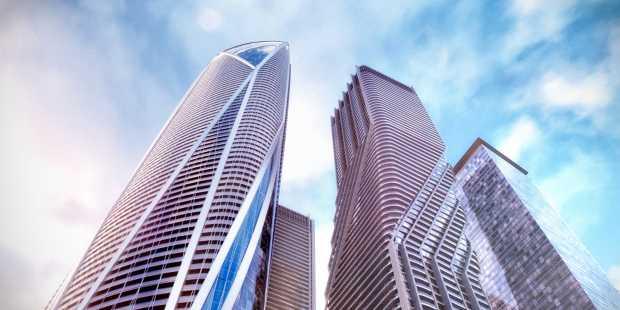 Modern Architecture New Condos In Toronto