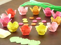 egg carton craft for kids