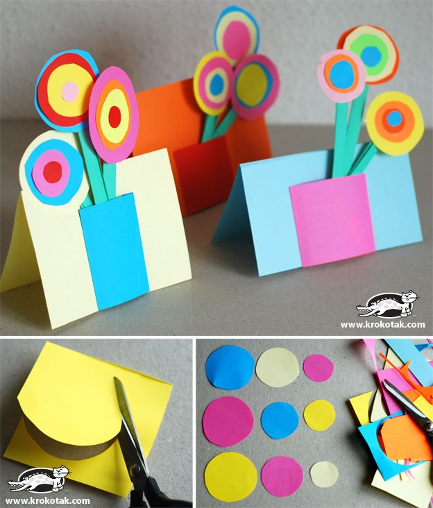Creative Craft Ideas For Kids My Decorative
