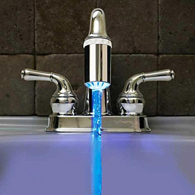 LED Faucet Sprayer Nozzle