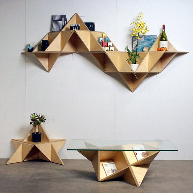 Origami Furniture