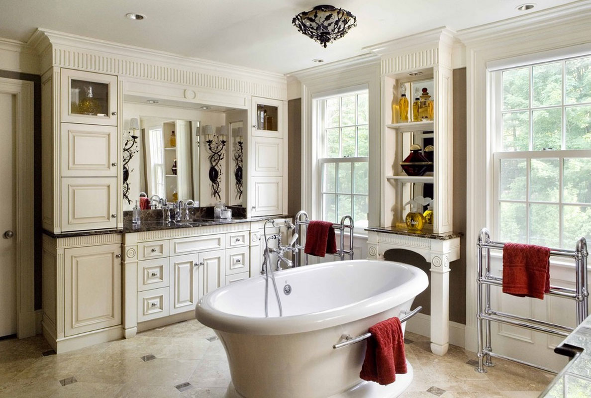 The Basics of Ultra Modern Bathrooms | My Decorative