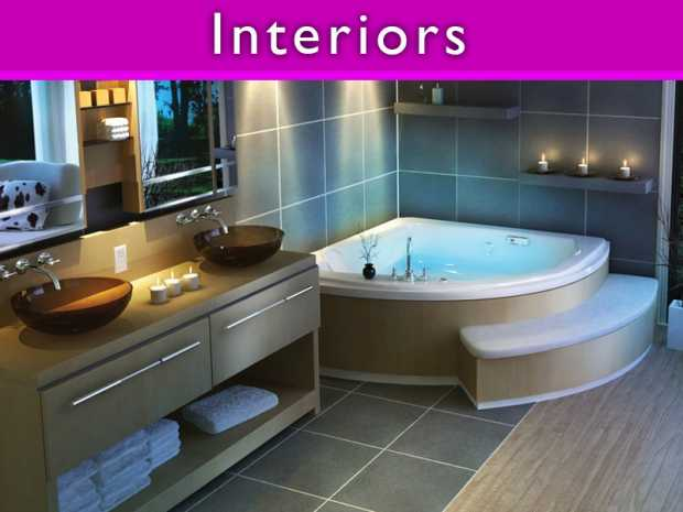 Bathroom makeover into Home Spa featured Thumb