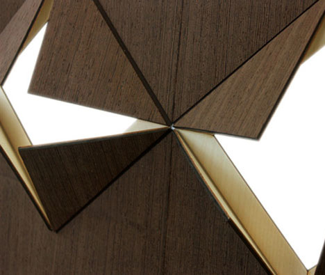 Modern Origami art