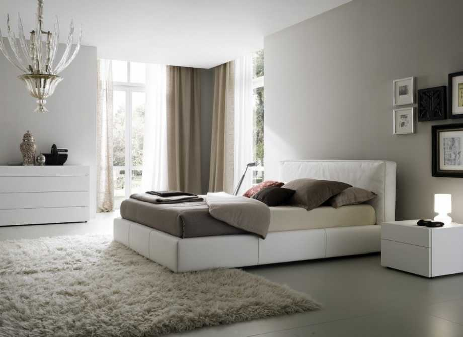 bedroom-luxurious-neutral-soft-brown-ikea-bed-furniture-set-also-cool-chandelier