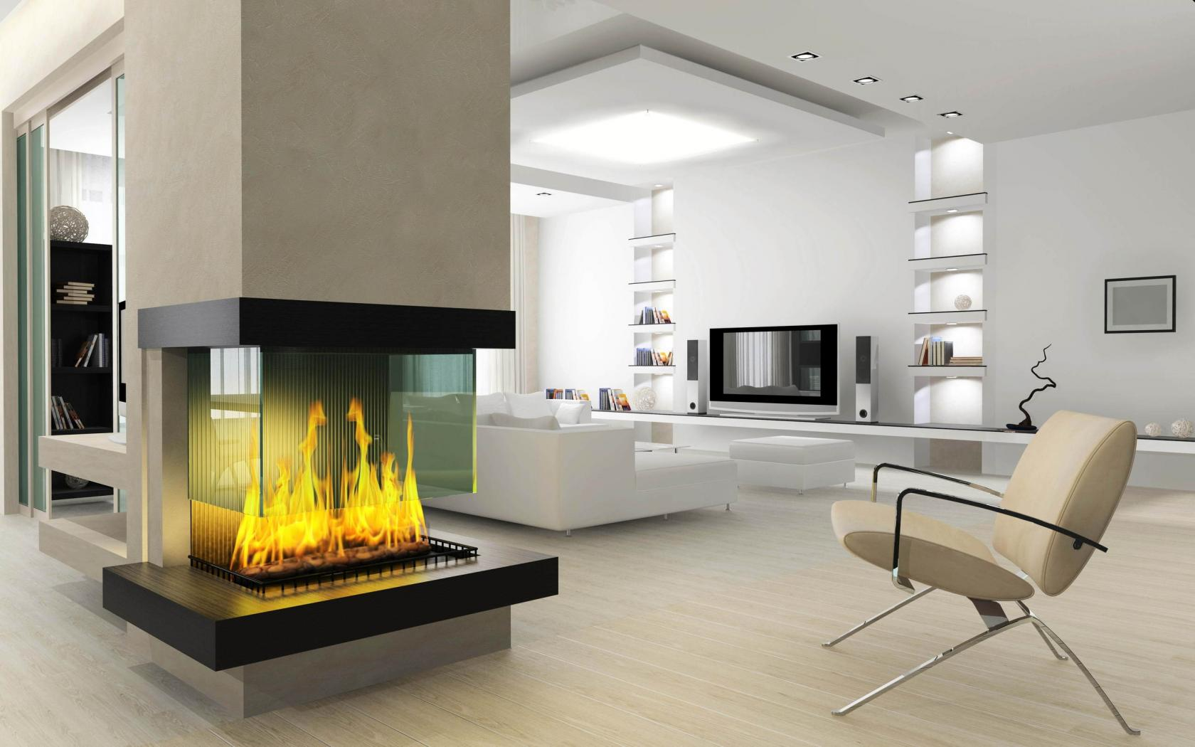 Beautify Your House With Creative Fireplace Designs | My Decorative