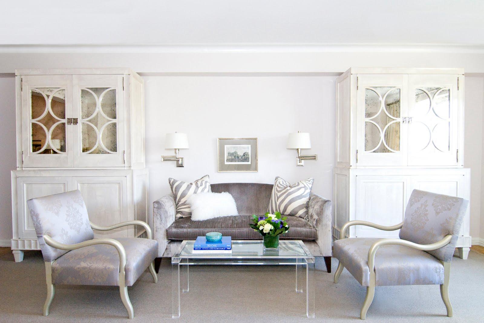 Gorgeus Art Deco Apartment Interior Design With Gl