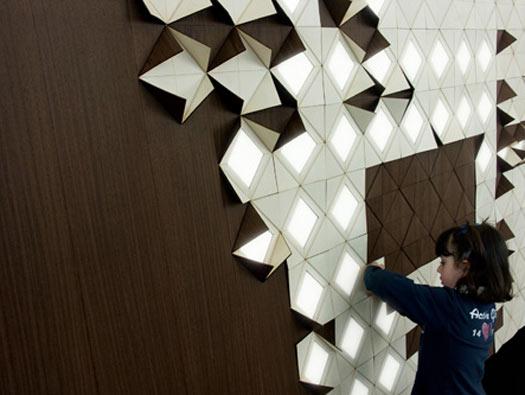 modern origami art daniele_gualeni_francesca_rogers