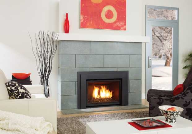 Modern Tiles Fireplaces