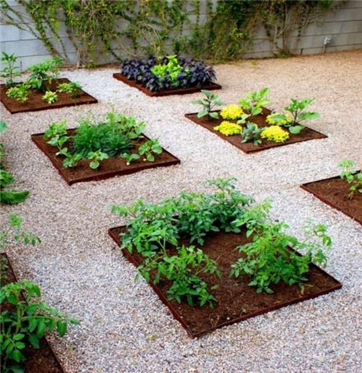 vegetable garden planing