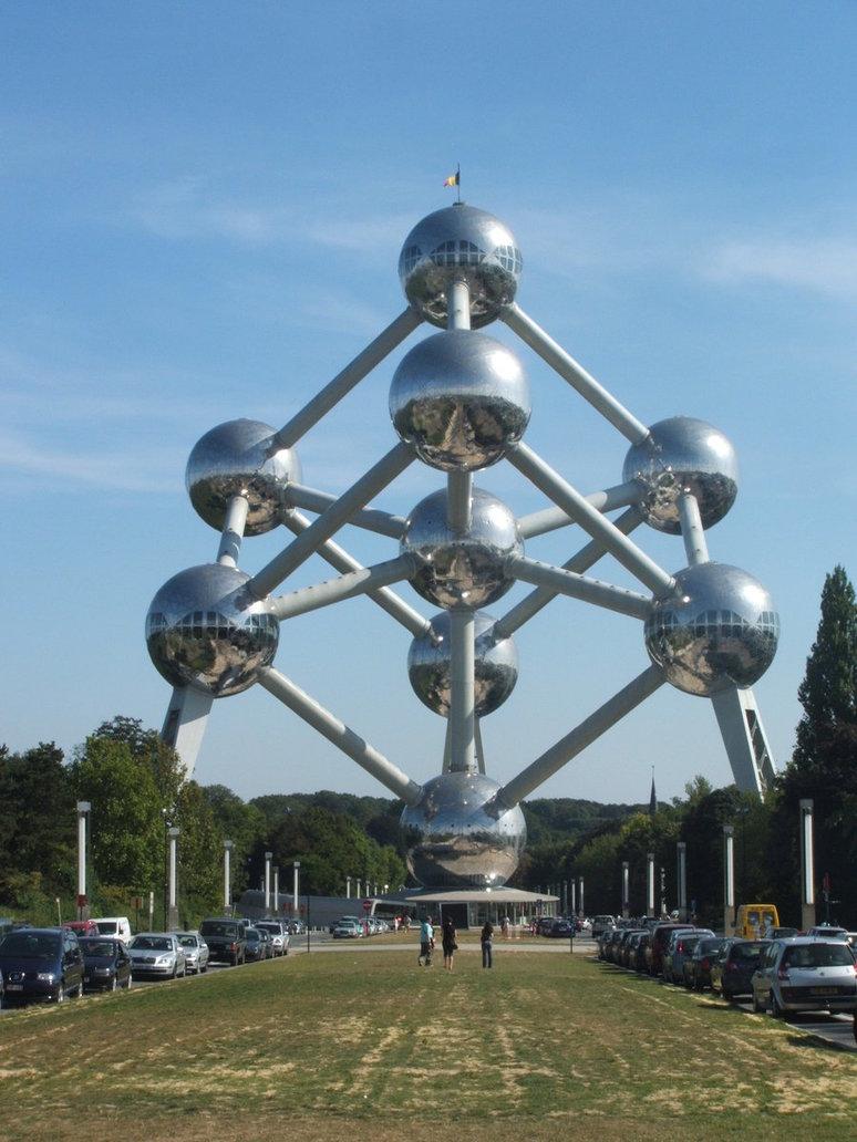 Brussels Atomium Photo