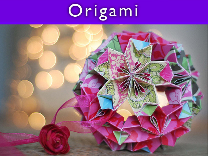 Christmas Origami Decoration featured Thumb