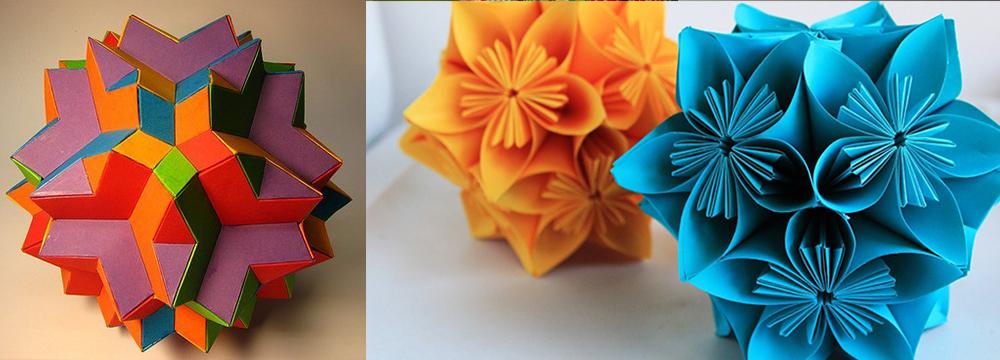 Origami slider