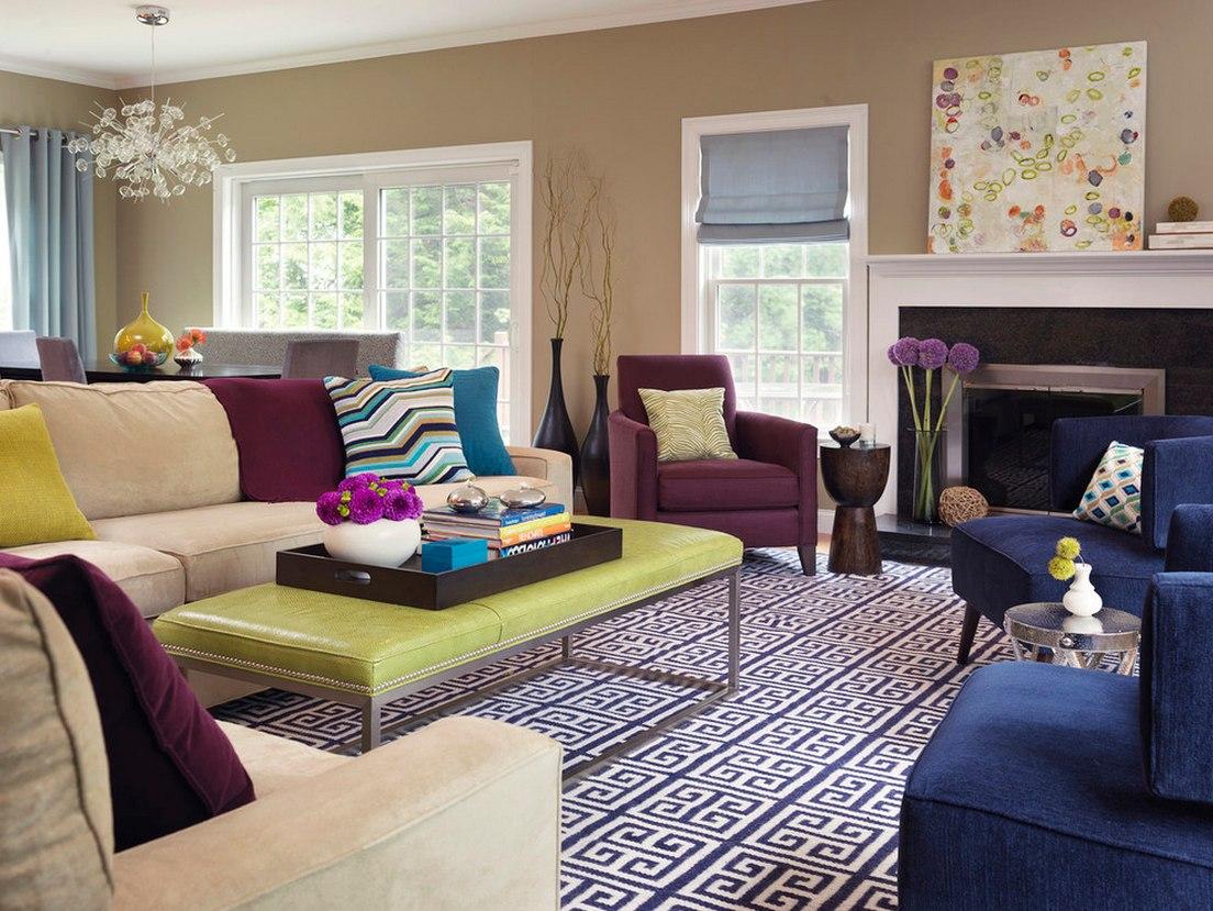 Stunning Living Room Interior Design