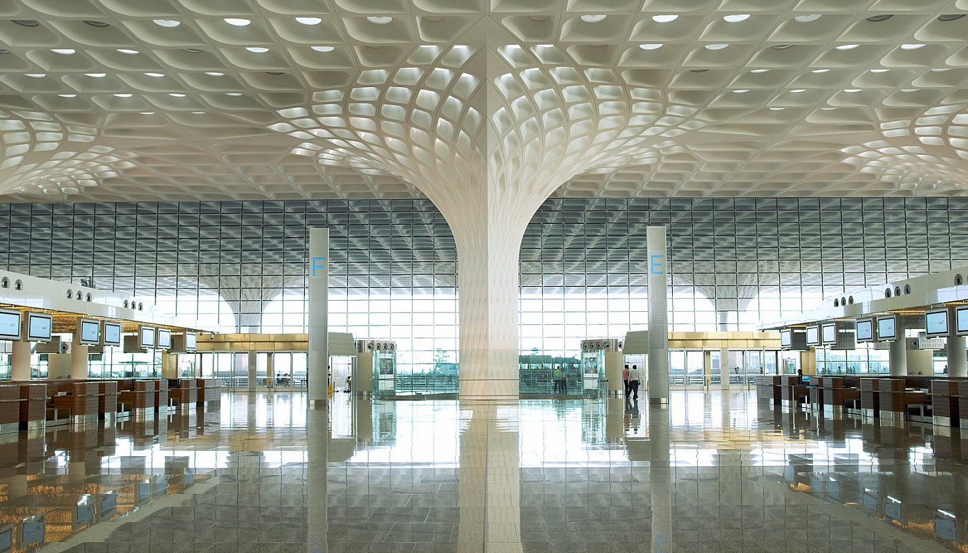 Terminal 2 - Mumbai International Airport Daytime Picture