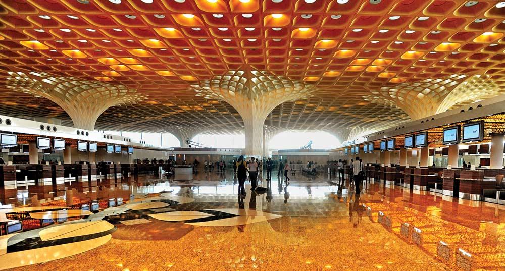 Terminal 2 - Mumbai International Airport Pictures