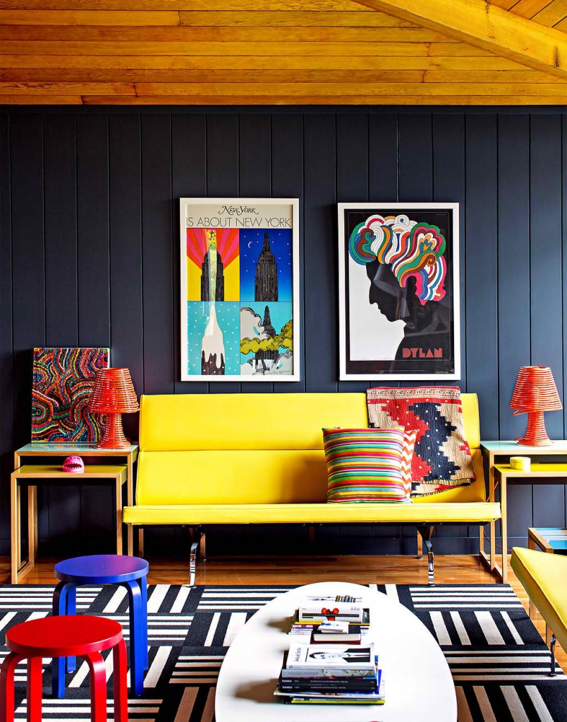 Charming Colorful Interior Design Ideas