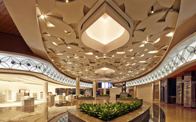 Mumbai T2 Airport Terminal