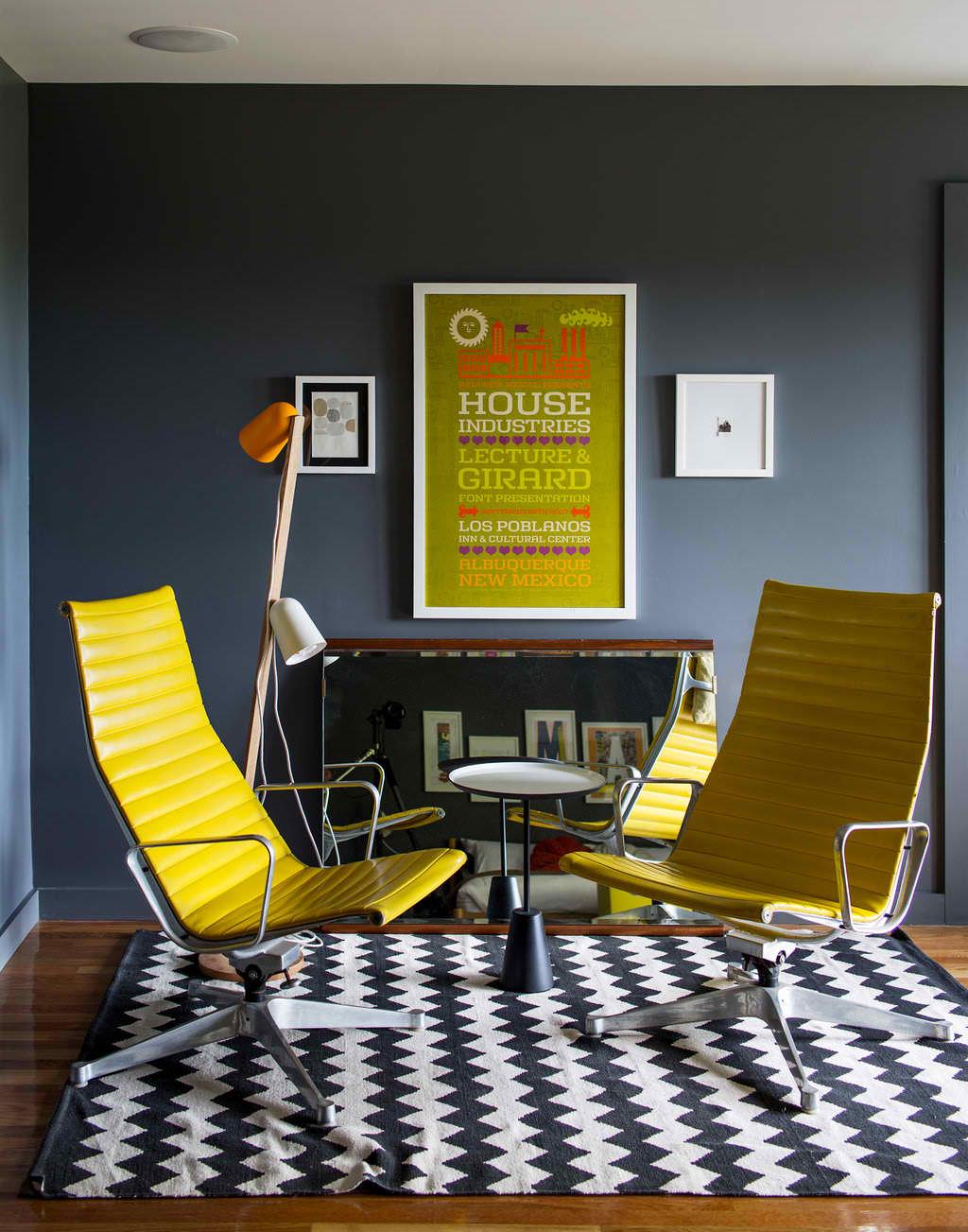 Unique Colorful Apartment Ideas