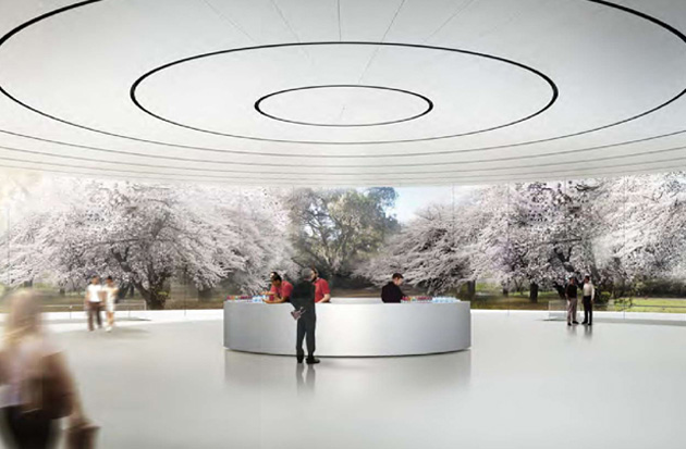 A Look inside Apple Campus 2 Design 02