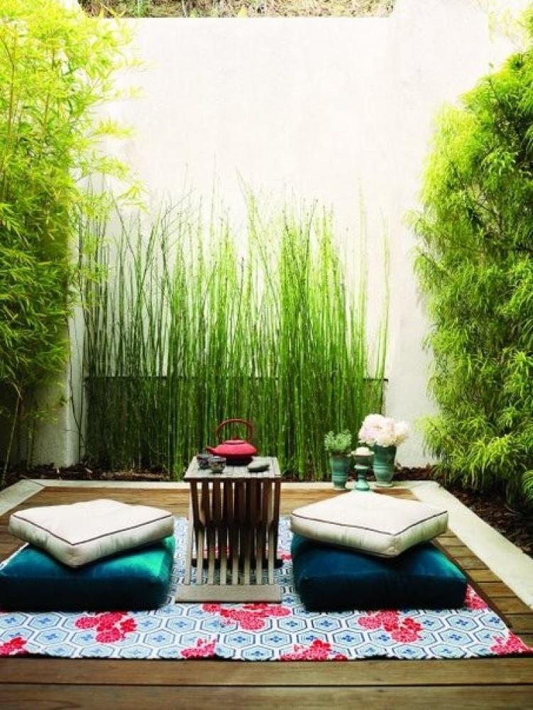 Beautiful Zen indoor Garden