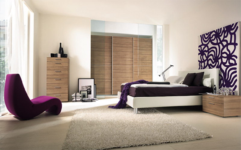 Colombini Bedroom Design Ideas