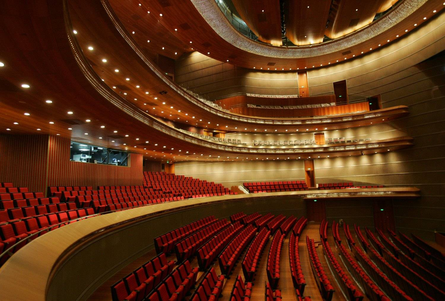 National Centre for the Performing Arts Beijing, China