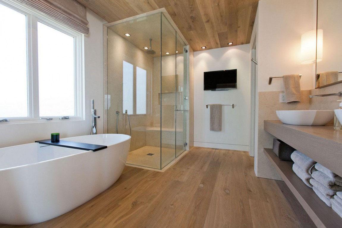 Stylish Modern Bathroom Designs