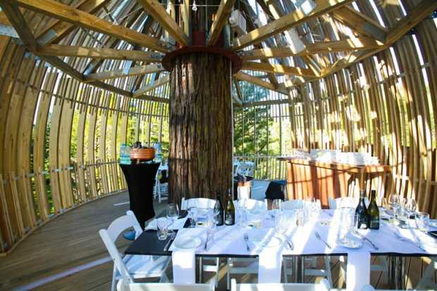 Yellow Treehouse Restaurant Auckland