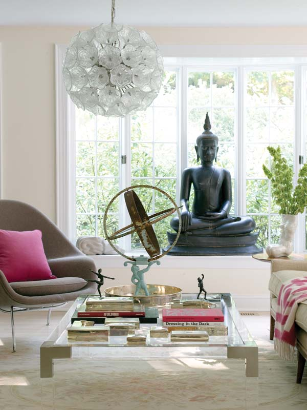 Buddha Neutral in Living Room