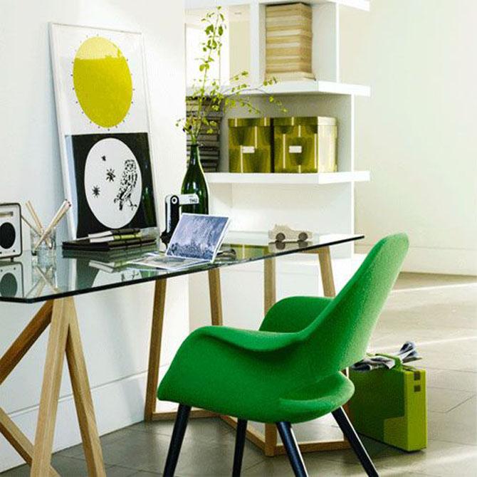 Feng Shui Green Interiors
