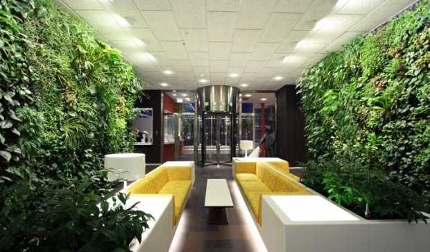 Indoor Vertical Garden Design