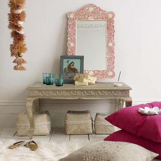 Modern Ethnic Interiors Mirror Vastu Shastra