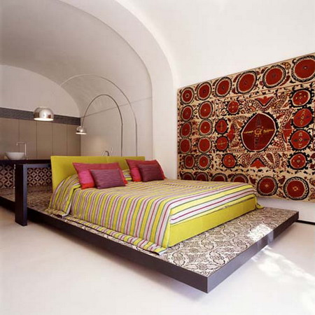 Modern Ethnic Interiors Vastu Shastra Bedroom Ideas