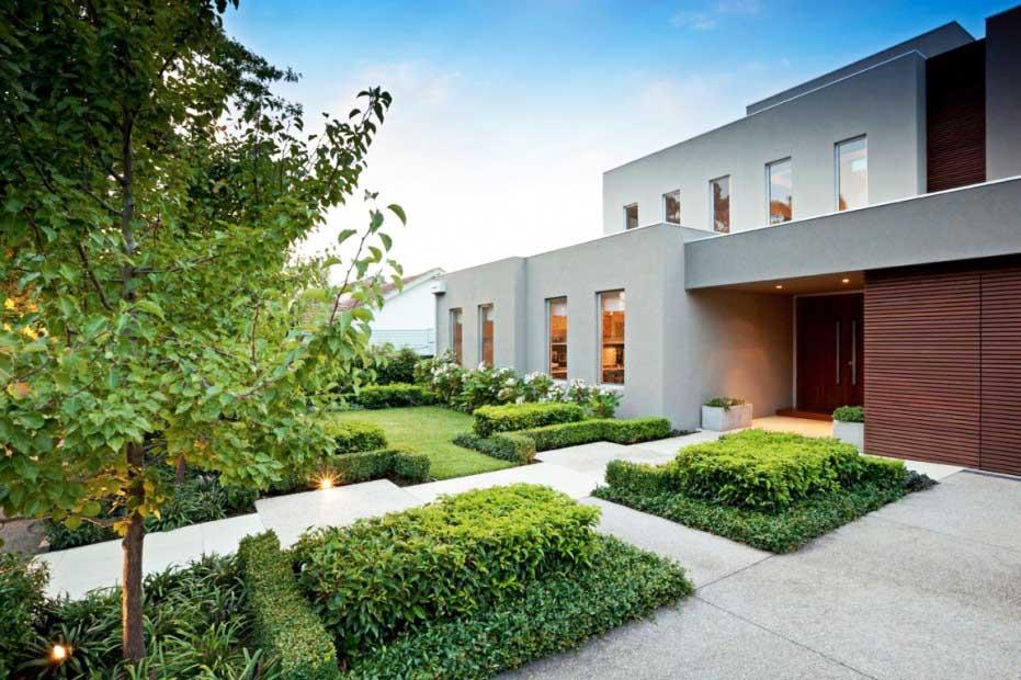 Modern Garden Design. Designs for Modern Gardens   My Decorative