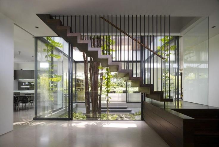 Modern Indoor Gardens