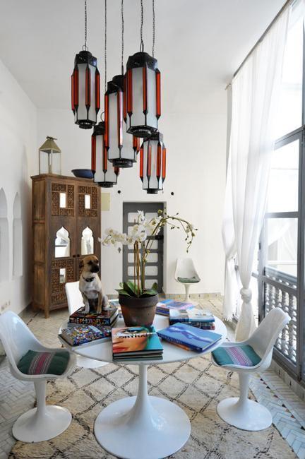 Modern Interior Design Moroccan Style