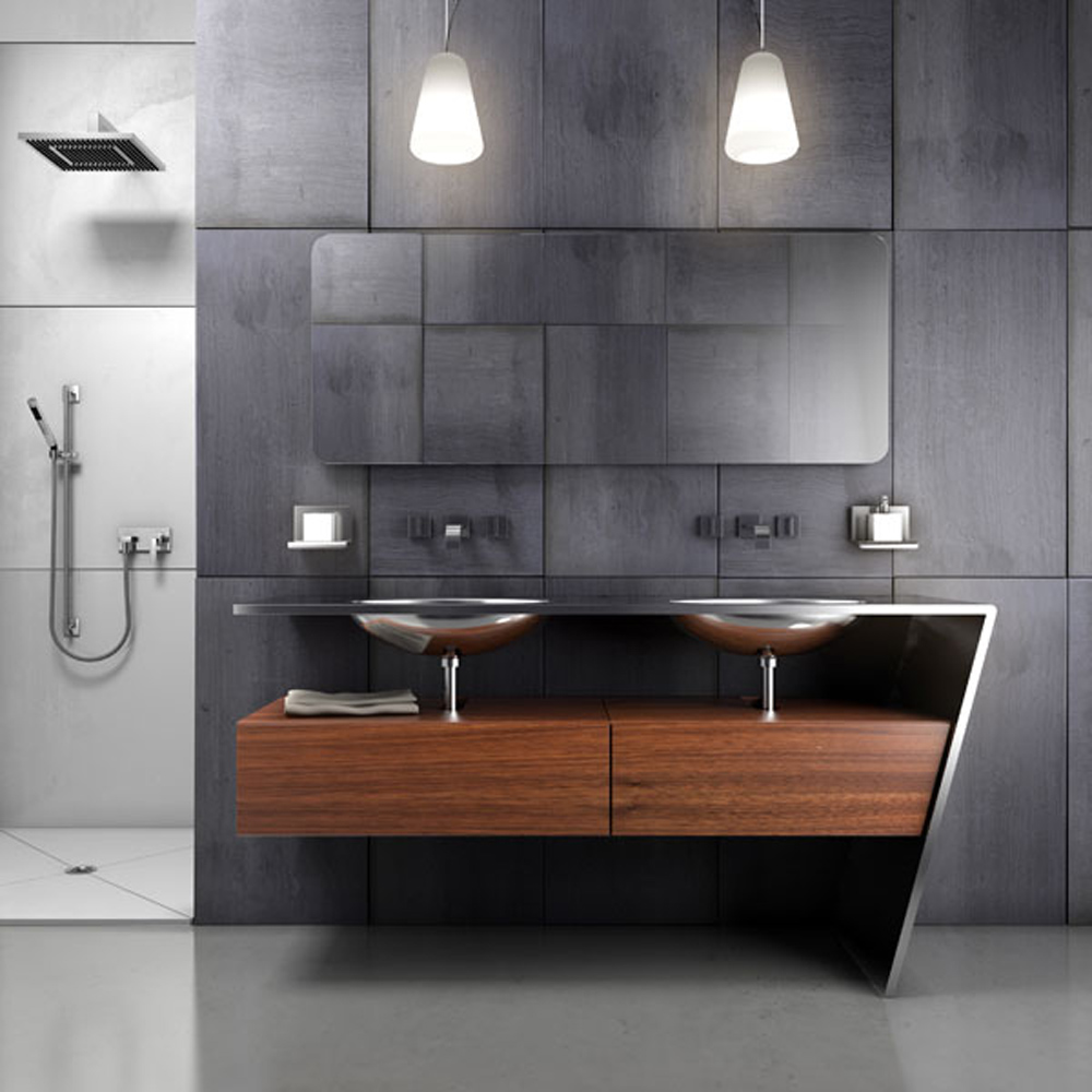Top 10 bathroom remodeling trends my decorative for Modern bathroom sink and vanity
