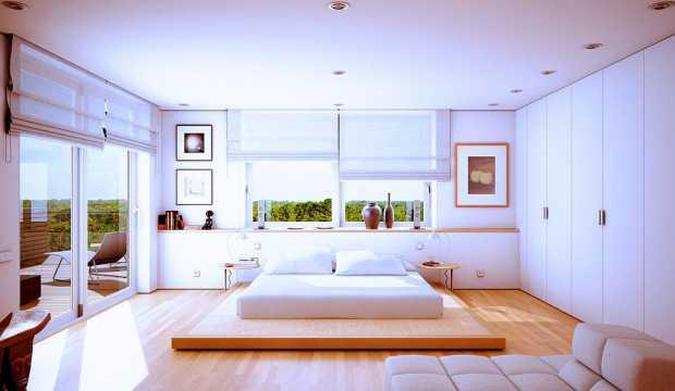 Modern Style Bedroom