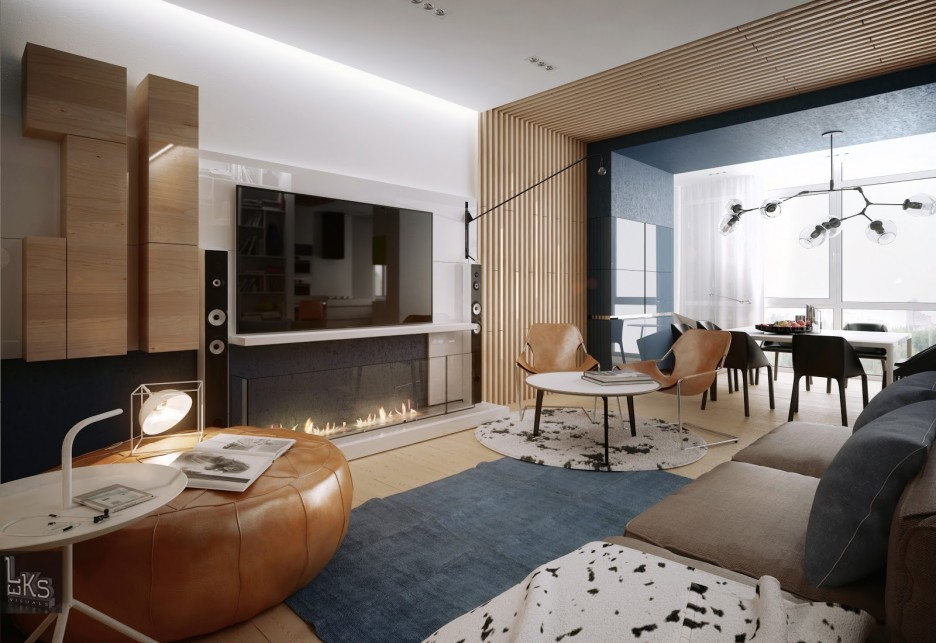 A Detailed Take On Modern Interior Designs