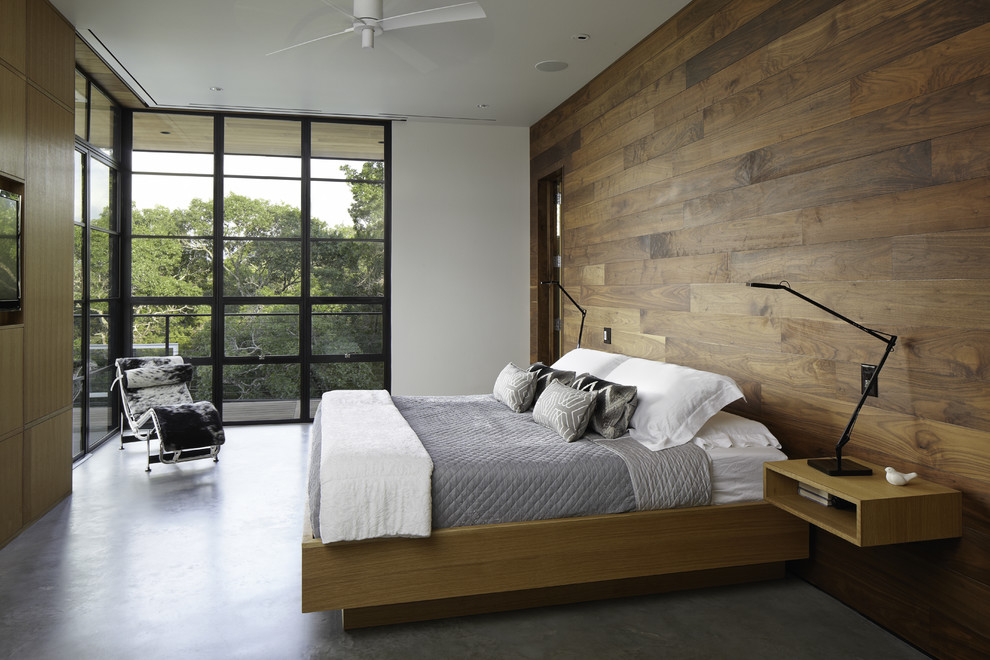 Impressive Wood Wall Bedroom 990 x 660 · 171 kB · jpeg