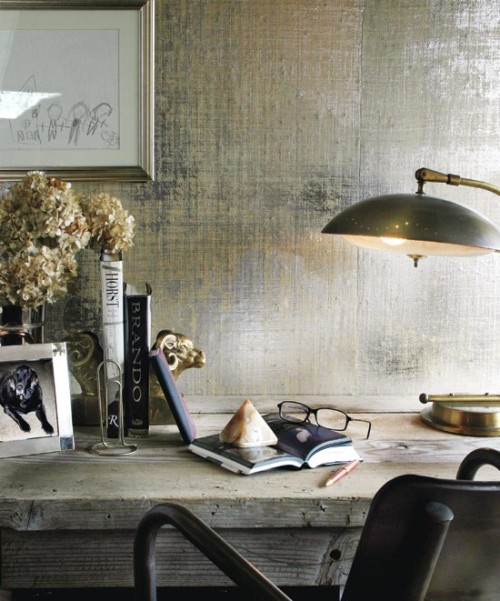 Antique Interiors Industrial Touch