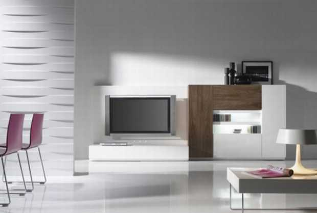 Creative Modern Living Room Furniture Designs