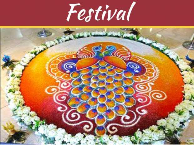 Diwali: Décor Epitome Festival of India